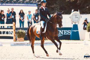 Camille Jaguelin, médaille olympique dans le viseur !